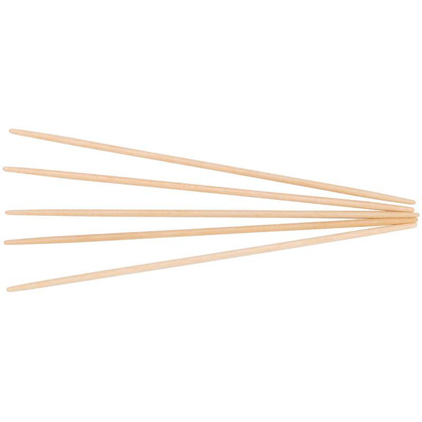 "Brittany Double Point Knitting Needles 5"" 5/Pkg Size 10/6mm"