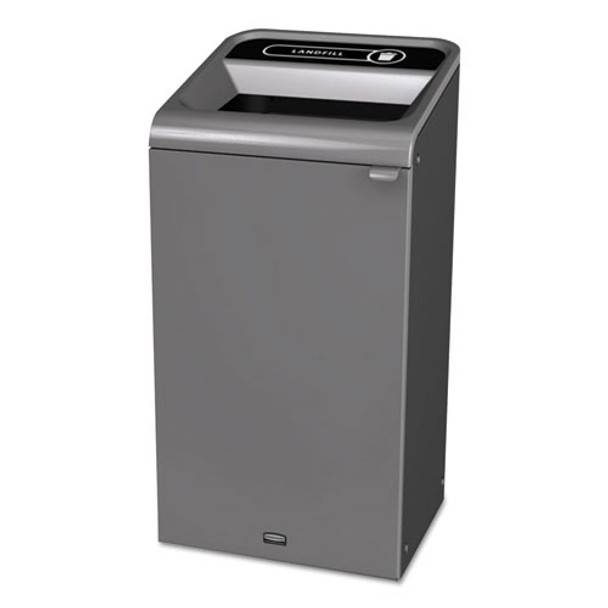 Rubbermaid Commercial Configure Indoor Recycling Waste Receptacle - RCP1961621
