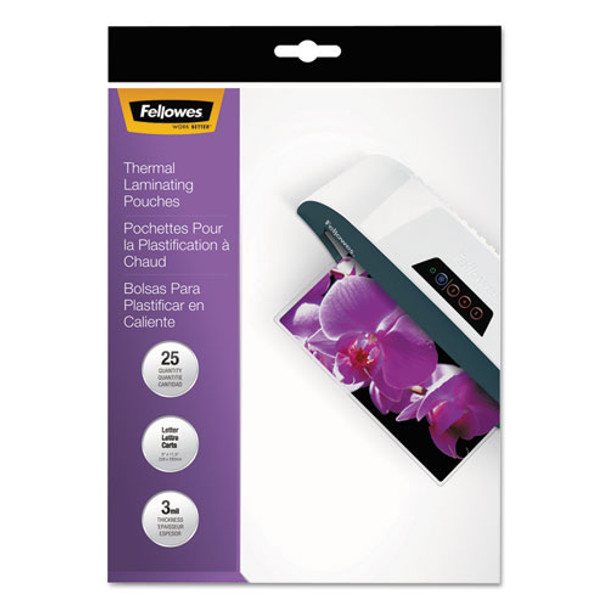 Fellowes ImageLast Laminating Pouches with UV Protection - FEL5200501
