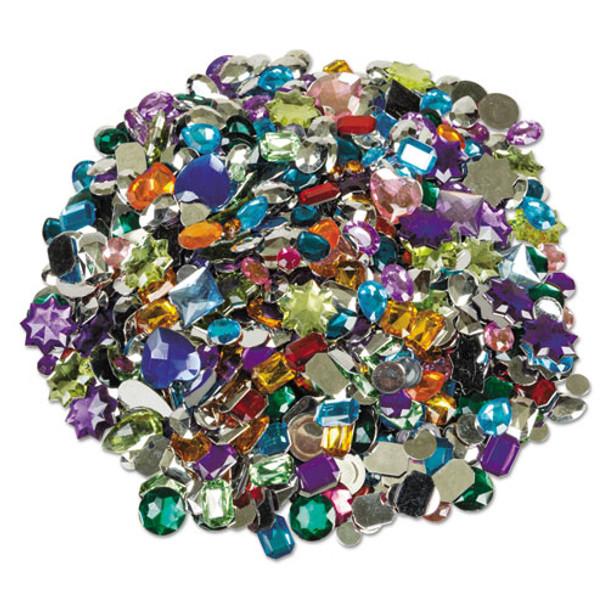 Chenille Kraft Acrylic Gemstones Classroom Pack