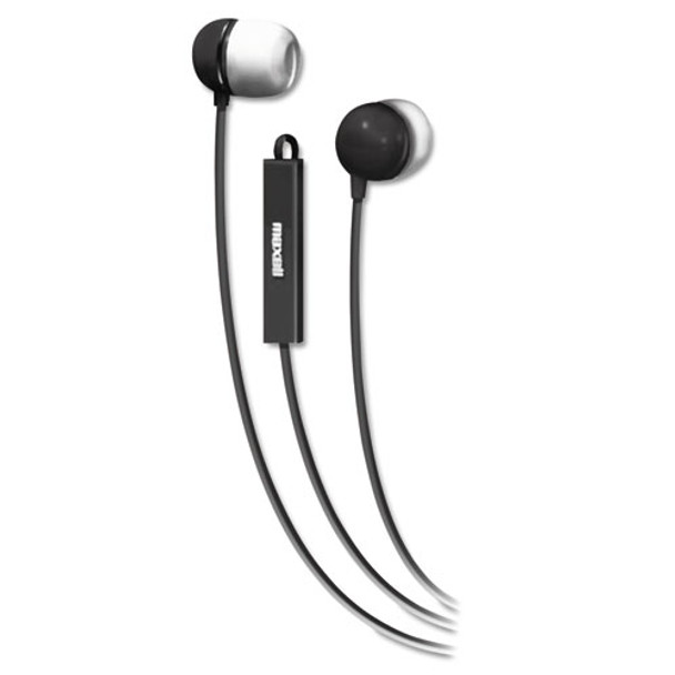 Maxell In-Ear Buds with Built-in Microphone