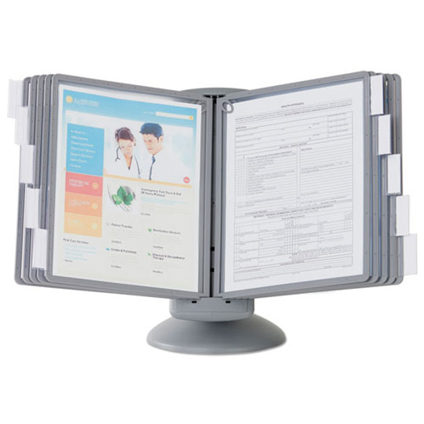 Durable SHERPA Motion Desk Reference System - DBL553937