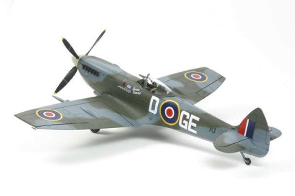 Tamiya 60321 - 1/32 Scale Aircraft Supermarine Spitfire Mk.XVIe