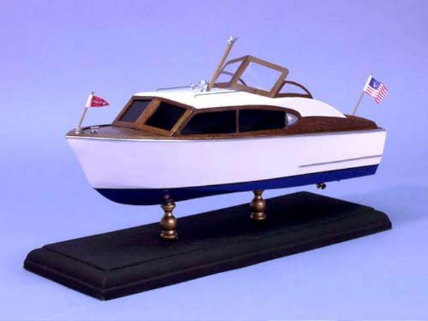 "Dumas 1707 12"" 1956 Chris Craft 24' Sedan Boat Laser Cut Kit"