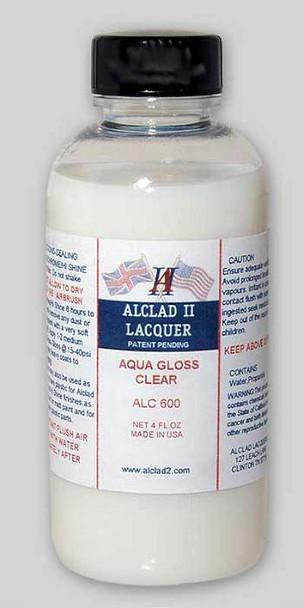 Alclad II Lacquers Aqua Gloss 4oz - ALC600