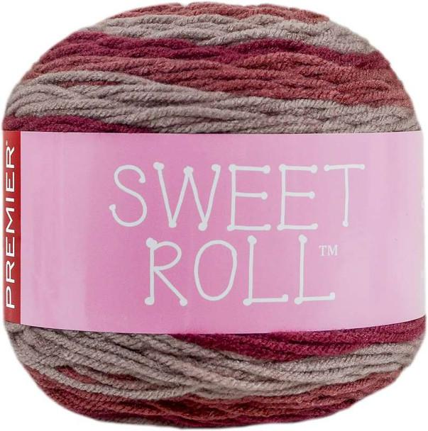 Premier Yarns Sweet Roll Yarn Mulberry