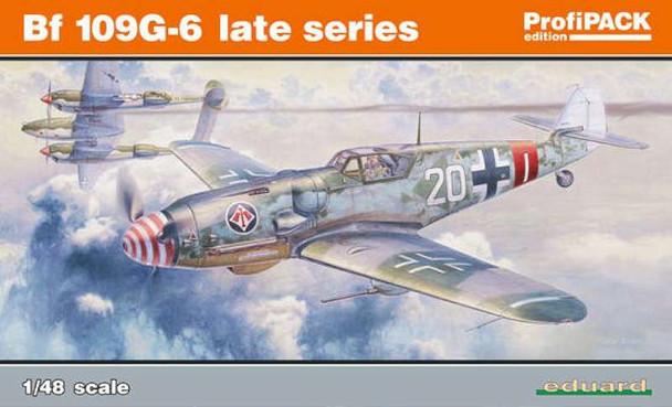 1/48 Bf109G6 Late Series Fighter (Profi-Pack Plastic Kit)