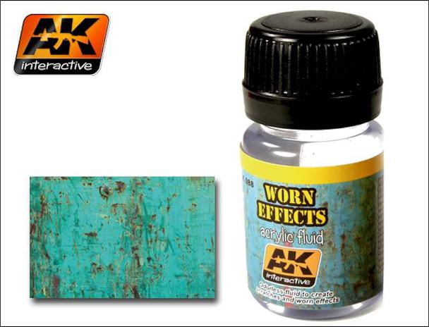 AK Interactive Worn Effects Fluid #088