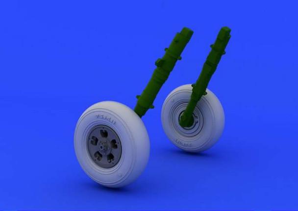 Spitfire wheels-5 spokeedu 1/48-Eduard UA648119- 1:48 -E