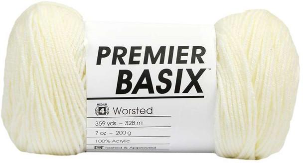 Premier Yarns Basix Yarn Cream