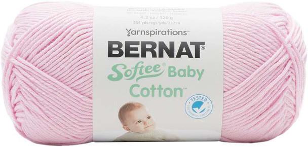 Bernat Softee Baby Cotton Yarn Petal