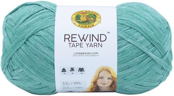 Lion Brand Rewind Yarn Capri Breeze