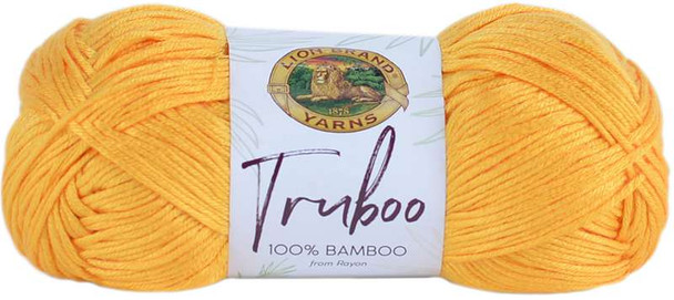 Lion Brand Truboo Yarn Marigold