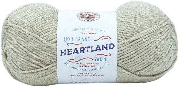 Lion Brand Heartland Yarn Dry Tortugas
