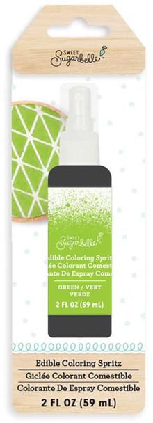 Sweet Sugarbelle Edible Color Mist 2oz Lime Green