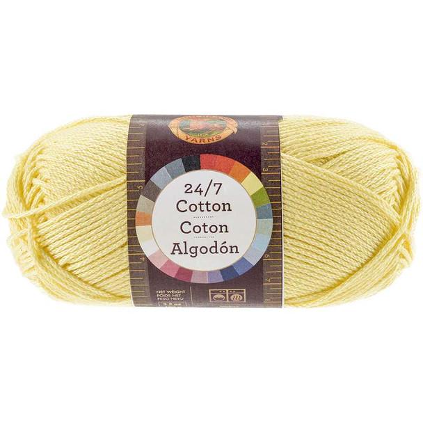 24/7 Cotton Yarn Lemon