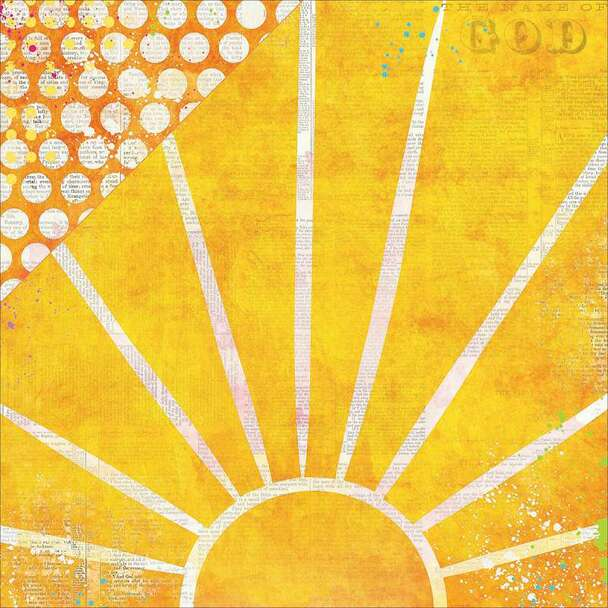 "Believe Double-Sided Cardstock 12""X12"" Radiance"