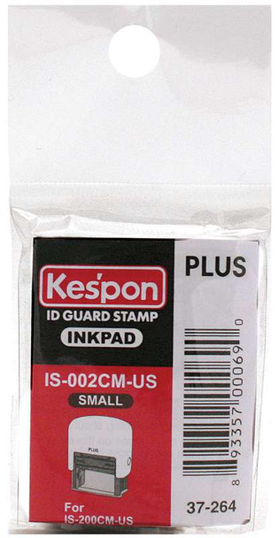 Kes'pon ID Guard Stamp Ink Refill Small