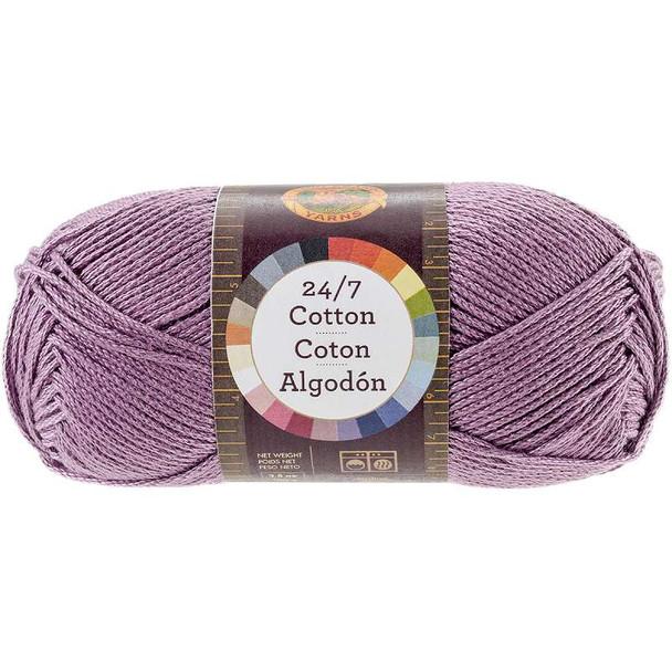 24/7 Cotton Yarn Lilac