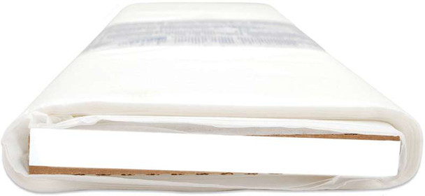 "Fusible Woven Interfacing White 23""X25yd FOB: MI"