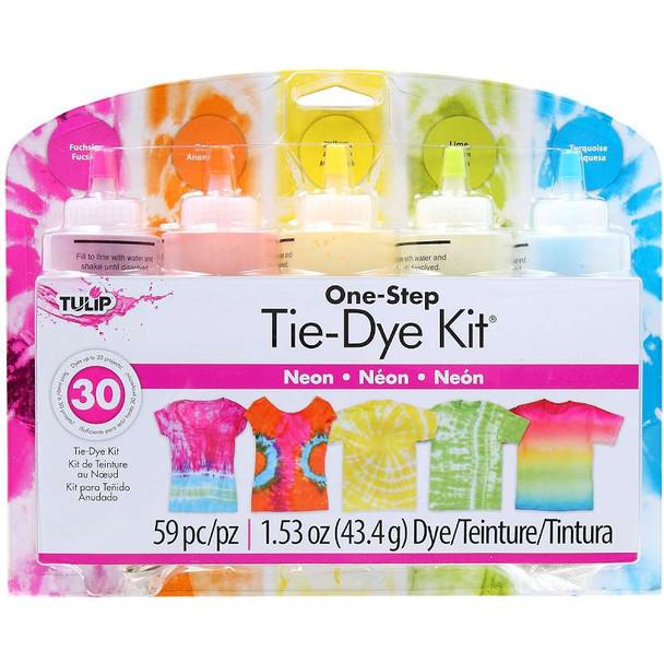 Tulip One-Step Tie-Dye Kit Neon