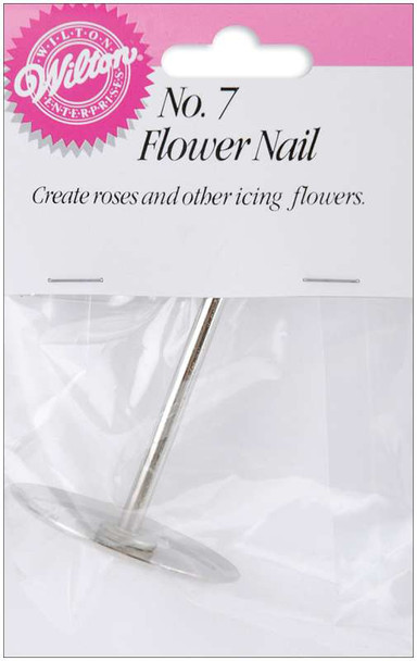 "#7 Flower Nail 1.5"""