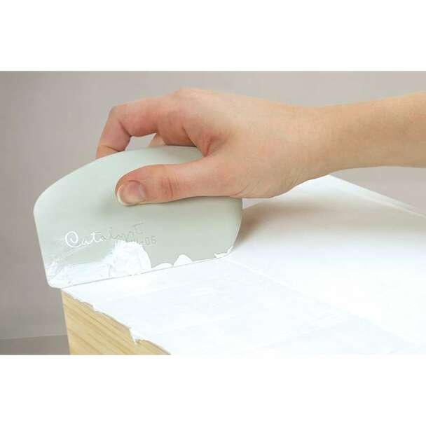 Catalyst Silicone Wedge Tool White W-06