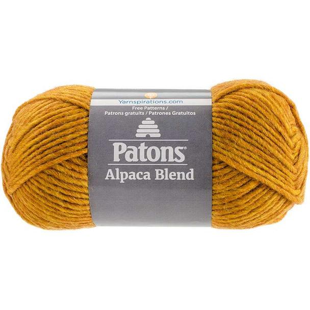 Alpaca Natural Blends Yarn Butternut