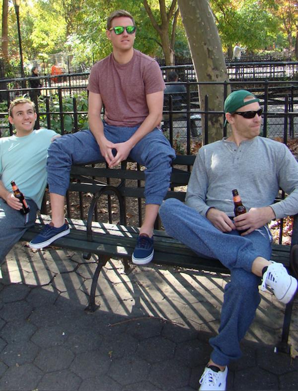 Classic Sweatpants: Blue
