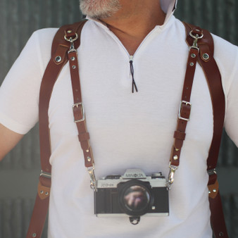 3rd Camera strap adjustable
