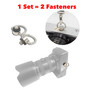 2 Quick Release Camera Fixing Screw with Standard 1/4-20