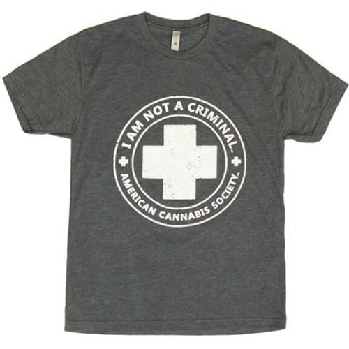 I am not a criminal shirt