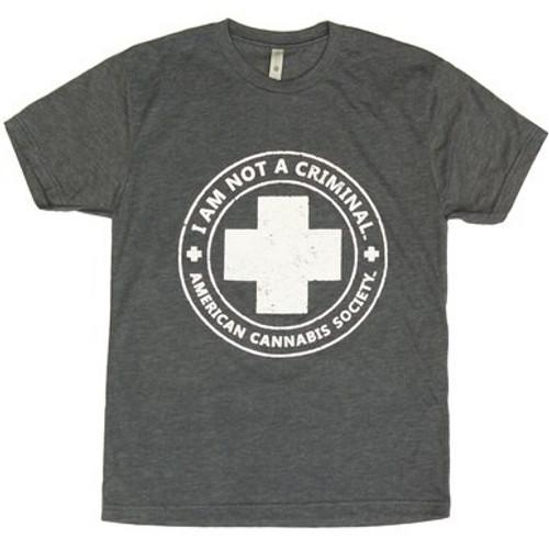 I am not a criminal Shirt Small