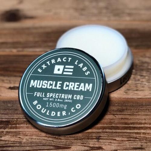 CBD Muscle Cream Wisconsin CBD Store