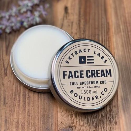 cbd face cream