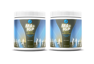 "Nature's ""Master Antioxidant"" and high-grade bio-active whey protein - a month supply for 2 adults."
