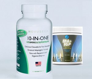 The perfect combination for your nutrition needs!
