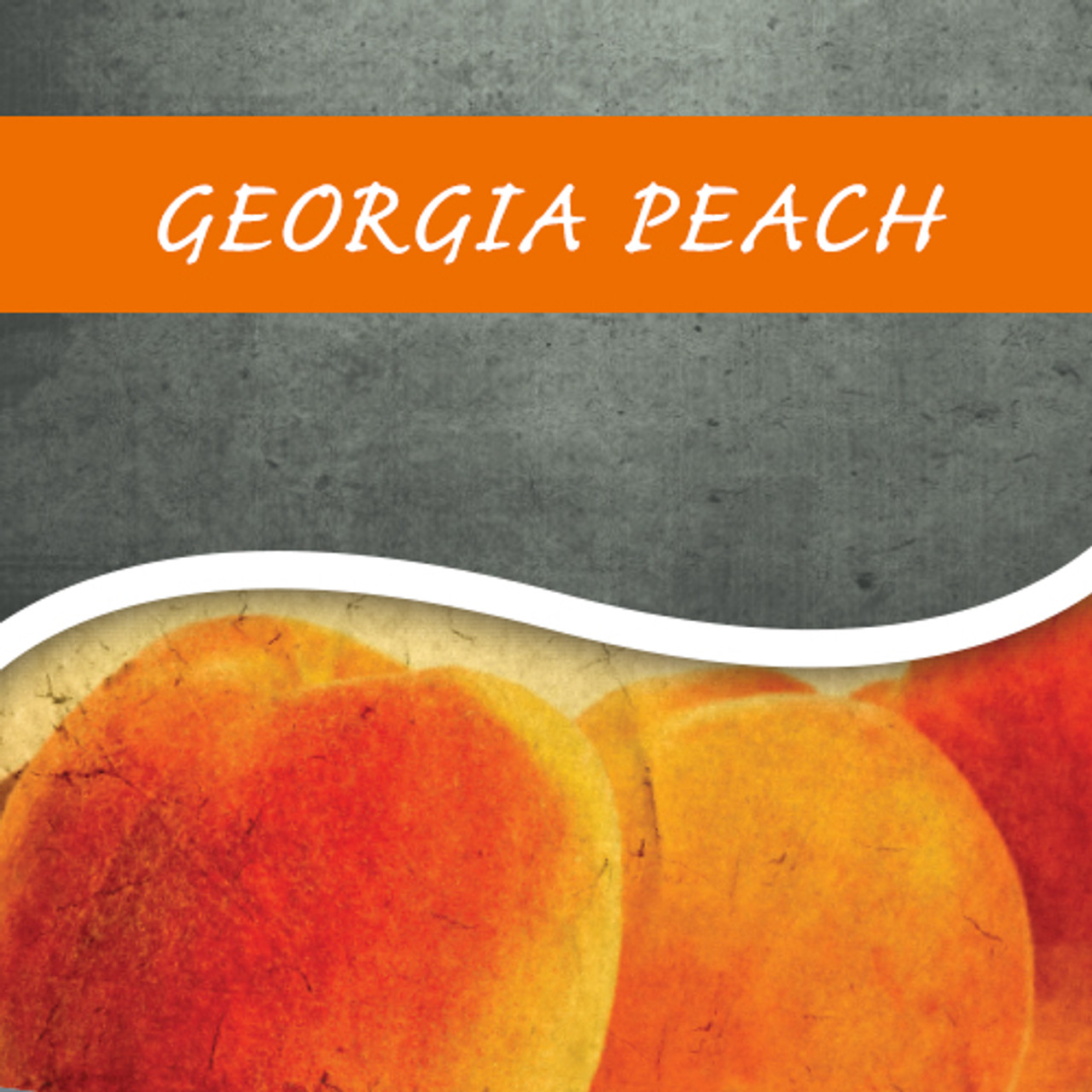 Georgia Peach Flavored Coffee