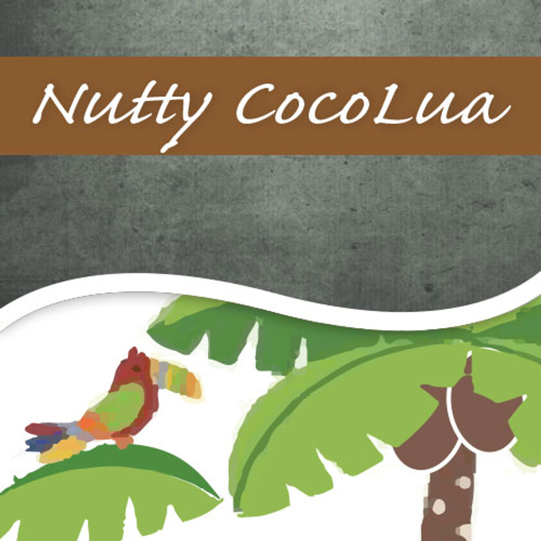 Nutty CocoLua Flavored Coffee
