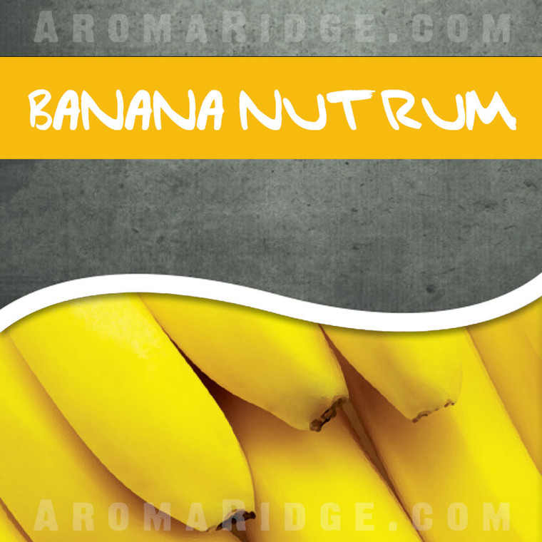 Banana Nut Rum Flavored Coffee