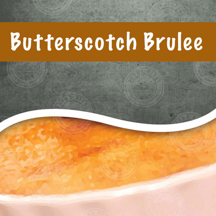 Butterscotch Brulee Flavored Coffee