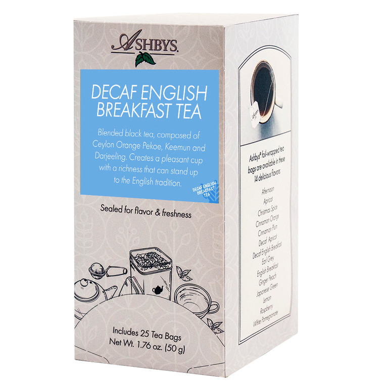 Ashbys English Breakfast Decaf