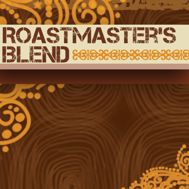 Roastmasters Blend coffee