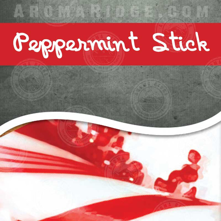 Peppermint Stick Flavored Coffee