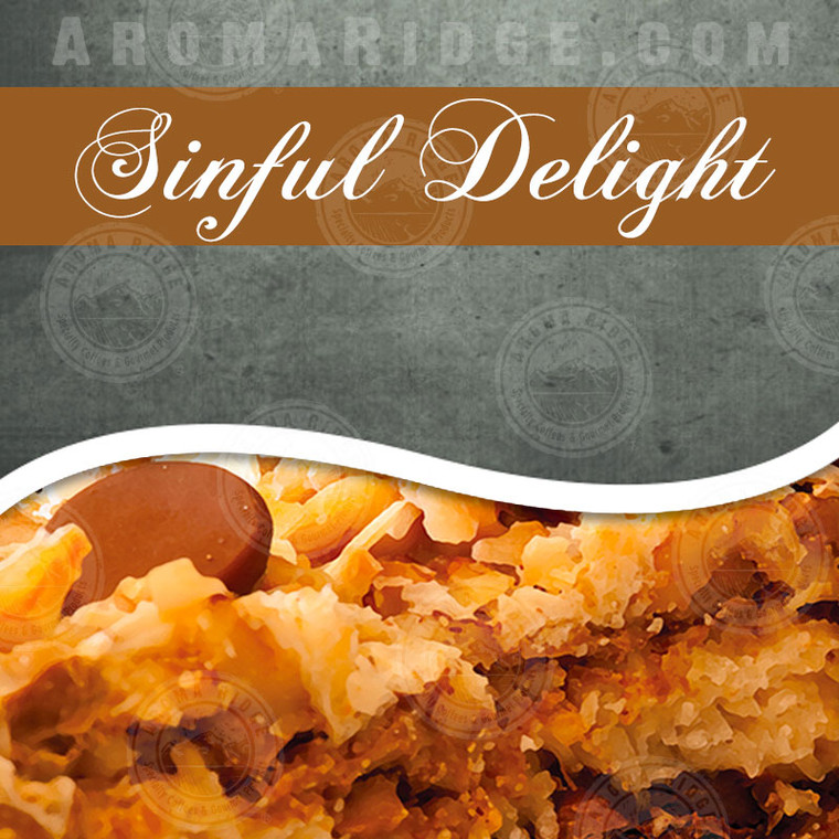 Sinful Delights Flavored Coffee