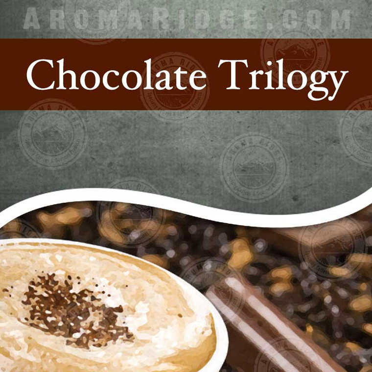 Chocolate Trilogy Flavored Coffee