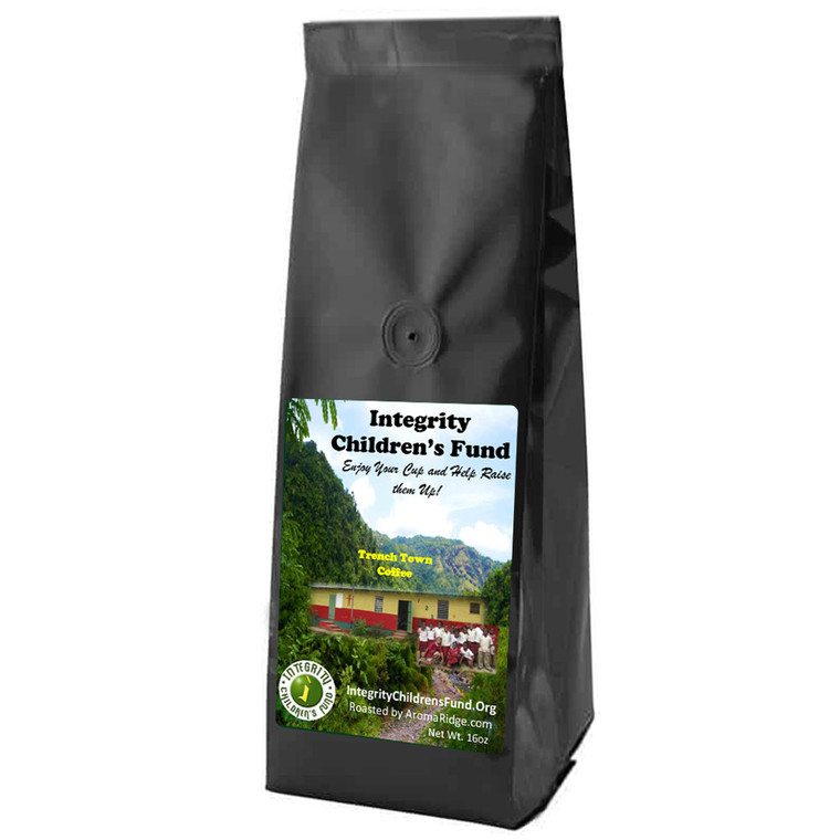 Integrity Children's Fund Trench Town Coffee