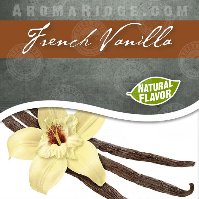 French Vanilla - Natural Flavored Coffee