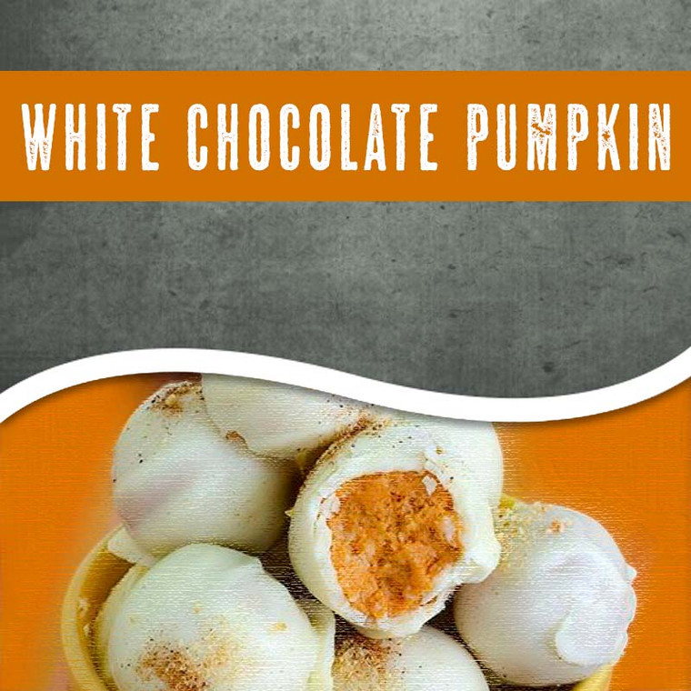 White Chocolate Pumpkin Flavored Coffee