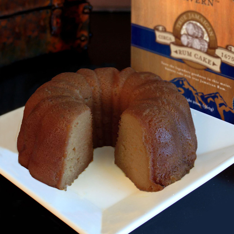 Wicked Jack's Rum Cake - Jamaica Blue Mountain Coffee (20oz.)